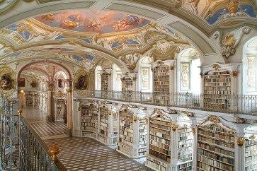 library-admont-austria