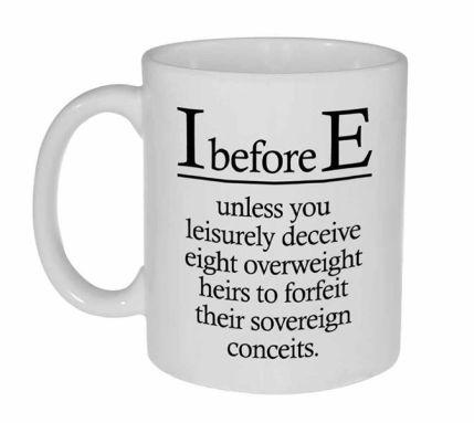 i-before-e-mug