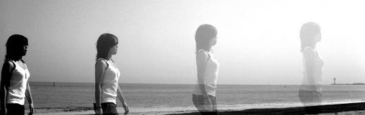 woman-disappearing-seashore
